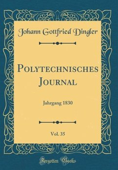 Polytechnisches Journal, Vol. 35