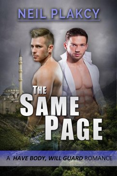 The Same Page (Have Body, Will Guard, #9) (eBoo...