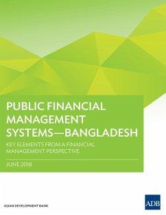 Public Financial Management Systems-Bangladesh (eBook, ePUB)