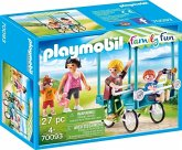 PLAYMOBIL® 70093 Familien-Fahrrad