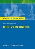 Der Verlorene. Königs Erläuterungen. (eBook, ePUB)