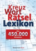 Kreuzworträtsellexikon - über 450.000 Stichwörter (Mängelexemplar)