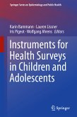 Instruments for Health Surveys in Children and Adolescents (eBook, PDF)
