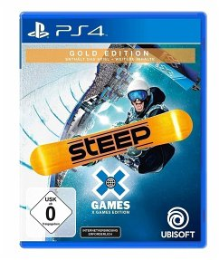 Steep X Games Gold Edition (PlayStation 4)