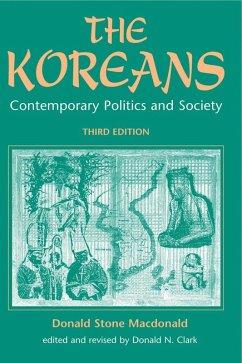 The Koreans (eBook, ePUB) - Macdonald, Donald S