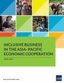 Inclusive Business in the Asia-Pacific Economic Cooperation (eBook, ePUB)