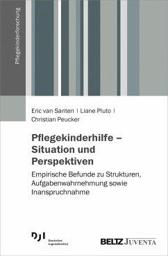 Pflegekinderhilfe - Situation und Perspektiven - Santen, Eric van; Pluto, Liane; Peucker, Christian