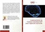Implémentation de l'analyse statistique ACP avec l'approche neuronale