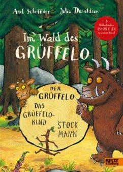 Im Wald des Grüffelo - Scheffler, Axel; Donaldson, Julia