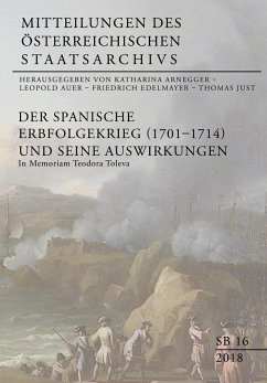 Der Spanische Erbfolgekrieg (1701-1714) und seine Auswirkungen