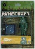 Minecraft Sammelfigur Eisenwanderer mit Accessoire