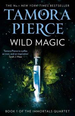 Wild Magic (The Immortals, Book 1)