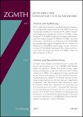 ZGMTH - Zeitschrift der Gesellschaft für Musiktheorie, 14. Jahrgang 2017