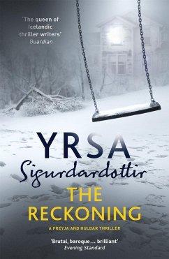 The Reckoning - Sigurdardottir, Yrsa