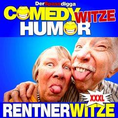 Comedy Witze Humor - Rentnerwitze Xxxl (MP3-Download) - Der Spassdigga,