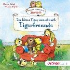 Der kleine Tiger wünscht sich Tigerfreunde (MP3-Download)