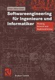 Softwareengineering für Ingenieure und Informatiker (eBook, PDF)