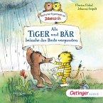 Als Tiger und Bär beinahe das Beste verpassten (MP3-Download)