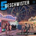 Gefahr auf dem Jahrmarkt (5 Geschwister 15) (MP3-Download)