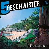 Die vergessene Insel (5 Geschwister 13) (MP3-Download)