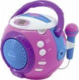 Soundmaster KCD1600PI pink