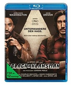 BlacKkKlansman - John David Washington,Adam Driver,Laura Harrier