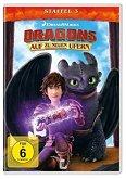 Dragons - Auf zu neuen Ufern - Staffel 3 DVD-Box