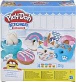 Hasbro E3344EU4 - Play-Doh, Bunte Donats, Knet Set, Backen
