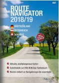 RouteNavigator DACH 2018/19