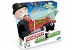 Hasbro E3037100 - Monopoly Geldregen, Familienspiel mit Geldblaster