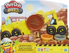 Play Doh Schaufelbagger
