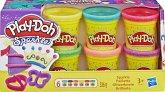Hasbro A5417EU8 - Play-Doh, Glitzerknete, für fantasievolles und kreatives Spielen