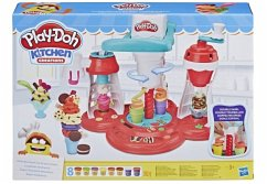 Hasbro E1935EU6 - Play-Doh Kitchen, Super Eiscreme Maschine, Knete