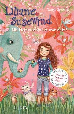 Liliane Susewind - Mit Elefanten spricht man nicht! (eBook, ePUB) - Stewner, Tanya