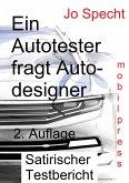 Ein Autotester fragt Autodesigner (eBook, ePUB)