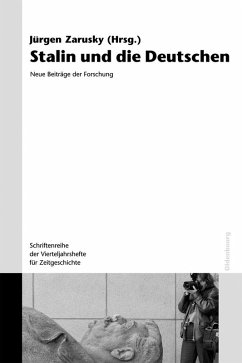 Stalin und die Deutschen (eBook, PDF)