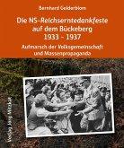 Die NS-Reichserntedankfeste auf dem Bückeberg 1933 - 1937