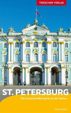 Reiseführer St. Petersburg - Haertel, Anne