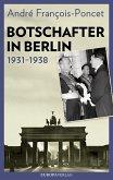 Botschafter in Berlin 1931-1938 (eBook, ePUB)
