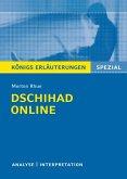 Dschihad Online - Königs Erläuterungen Spezial. (eBook, ePUB)