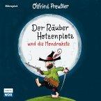 Der Räuber Hotzenplotz und die Mondrakete / Räuber Hotzenplotz Bd.4 (1 Audio-CD)