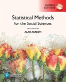 Statistical Methods for the Social Sciences, Global Edition (eBook, PDF)