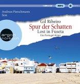 Spur der Schatten / Leander Lost Bd.2 (1 MP3-CD)