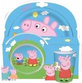 Peppa Pig 3tlg. Melaminset