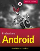 Professional Android (eBook, ePUB)