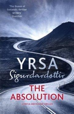 The Absolution - Sigurdardottir, Yrsa