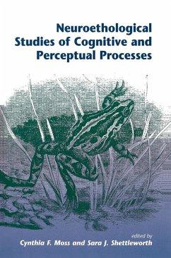 Neuroethological Studies Of Cognitive And Perceptual Processes (eBook, PDF)