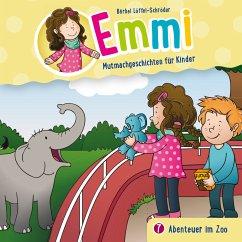 07: Abenteuer im Zoo (MP3-Download) - Emmi - Mutmachgeschichten für Kinder; Löffel-Schröder, Bärbel