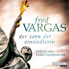 Der Zorn der Einsiedlerin / Kommissar Adamsberg Bd.12 (MP3-Download) - Vargas, Fred