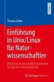 Einfuhrung in Unix/Linux fur Naturwissenschaftler (eBook, ePUB)